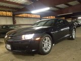 2014 Black Chevrolet Camaro LS Coupe #89762003