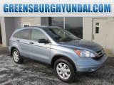2011 Glacier Blue Metallic Honda CR-V SE 4WD #89761715