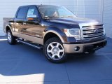 2013 Kodiak Brown Metallic Ford F150 King Ranch SuperCrew 4x4 #89762119