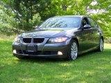 2006 Sparkling Graphite Metallic BMW 3 Series 325i Sedan #8977761