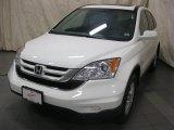 2011 Taffeta White Honda CR-V EX-L 4WD #89762300