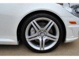 Mercedes-Benz SLK 2011 Wheels and Tires
