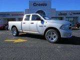 2014 Bright Silver Metallic Ram 1500 Express Quad Cab #89762104