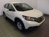 2014 White Diamond Pearl Honda CR-V LX #89761801