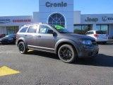 2014 Granite Crystal Metallic Dodge Journey SXT #89762096