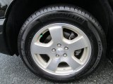 Subaru Forester 2002 Wheels and Tires