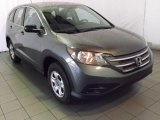 2014 Polished Metal Metallic Honda CR-V LX #89761794
