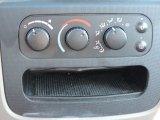 2003 Dodge Ram 1500 SLT Quad Cab Controls