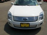 2008 White Suede Ford Fusion SEL #8966739