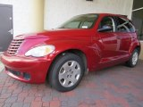 2007 Inferno Red Crystal Pearl Chrysler PT Cruiser Touring #89817428