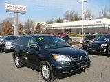 2011 Crystal Black Pearl Honda CR-V EX-L 4WD #89817249
