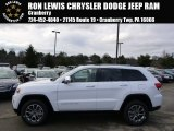 2014 Bright White Jeep Grand Cherokee Limited 4x4 #89817082