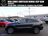 2014 Granite Crystal Metallic Jeep Grand Cherokee Limited 4x4 #89817081