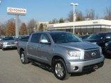 2010 Silver Sky Metallic Toyota Tundra Limited CrewMax 4x4 #89817240