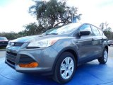 2014 Sterling Gray Ford Escape S #89817071