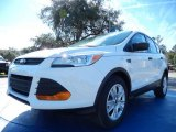 2014 Oxford White Ford Escape S #89817067