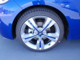 Hyundai Veloster 2014 Wheels and Tires