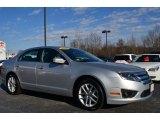 2010 Brilliant Silver Metallic Ford Fusion SEL V6 #89817138