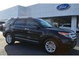 2014 Tuxedo Black Ford Explorer XLT #89817133