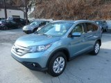 2014 Mountain Air Metallic Honda CR-V EX-L AWD #89817051