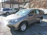 2014 Urban Titanium Metallic Honda CR-V LX AWD #89817049