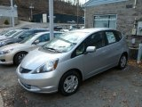 2013 Alabaster Silver Metallic Honda Fit  #89817044