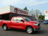 2008 Radiant Red Toyota Tundra SR5 Double Cab 4x4 #8972162