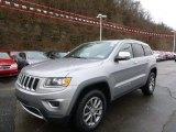 2014 Billet Silver Metallic Jeep Grand Cherokee Limited 4x4 #89817296
