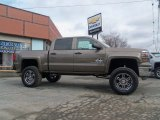 2014 Brownstone Metallic Chevrolet Silverado 1500 LT Z71 Crew Cab 4x4 #89817017