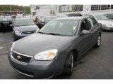 2007 Dark Gray Metallic Chevrolet Malibu LT Sedan #8978106