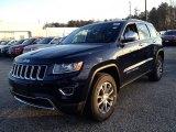 2014 True Blue Pearl Jeep Grand Cherokee Limited 4x4 #89816929