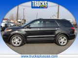 2013 Tuxedo Black Metallic Ford Explorer Limited 4WD #89858314