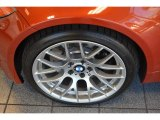 BMW 1 Series M Wheels and Tires