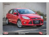 2012 Race Red Ford Focus SE Sport 5-Door #89858089