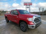 2014 Barcelona Red Metallic Toyota Tundra SR5 Double Cab 4x4 #89858289