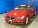 2013 Melbourne Red Metallic BMW 3 Series 328i xDrive Sedan #89858047