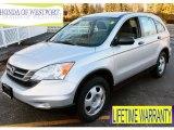 2011 Alabaster Silver Metallic Honda CR-V LX 4WD #89858152