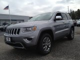 2014 Billet Silver Metallic Jeep Grand Cherokee Limited 4x4 #89858038
