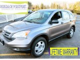 2011 Polished Metal Metallic Honda CR-V LX 4WD #89858151