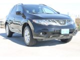 2011 Super Black Nissan Murano SL #89882718