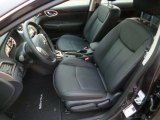 2014 Nissan Sentra SL Front Seat