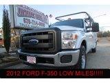 2012 Oxford White Ford F250 Super Duty XL SuperCab #89882587