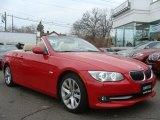 2011 Crimson Red BMW 3 Series 328i Convertible #89882337