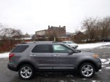 2013 Sterling Gray Metallic Ford Explorer Limited 4WD #89882381