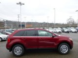2014 Ruby Red Ford Edge Limited AWD #89882380