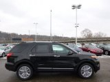 2014 Tuxedo Black Ford Explorer Limited 4WD #89882379