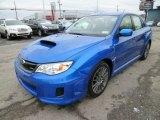 2014 Subaru Impreza WRX 4 Door Data, Info and Specs