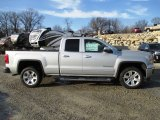 2014 Quicksilver Metallic GMC Sierra 1500 SLE Double Cab 4x4 #89882692