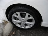 Mazda MAZDA3 2009 Wheels and Tires