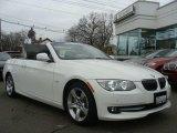 2013 Alpine White BMW 3 Series 335i Convertible #89882352